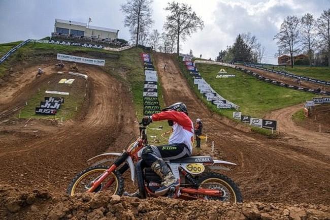 F.I.M. Vintage Motocross Cup Maggiora: Italianen winnen alles
