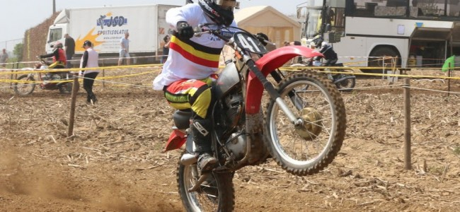VIDEO: de oldtimercross in Bertem van 2018