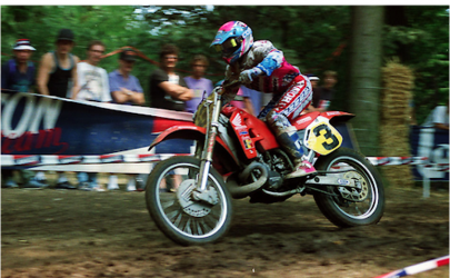 VIDEO: de GP 500cc van 1990 op de Citadel van Namen