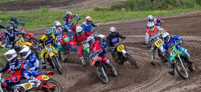 NK Vintage motorcross start dit weekend in Delfzijl