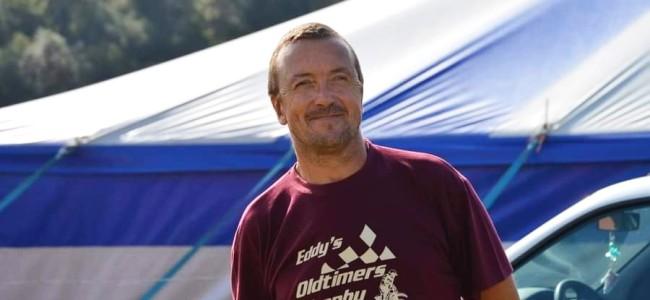 Oldtimercrosser Edy Leclercq overleden