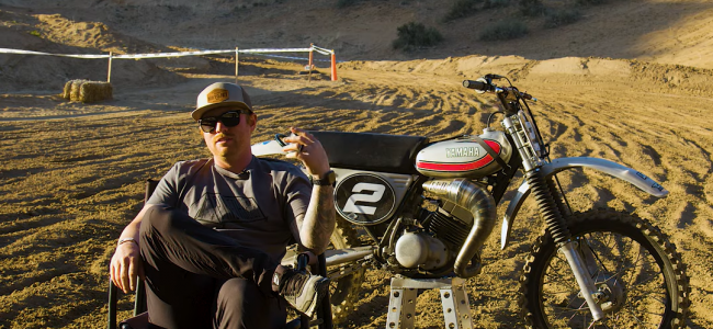 VIDEO: Ryan Villopoto gaat op de vintage toer!