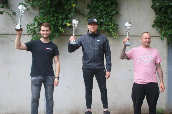 Danny Seels en Marijn Gilis winnen in St. Isidorushoeve