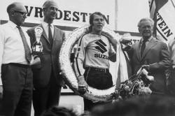 50 jaar geleden werd Roger De Coster voor het eerst wereldkampioen