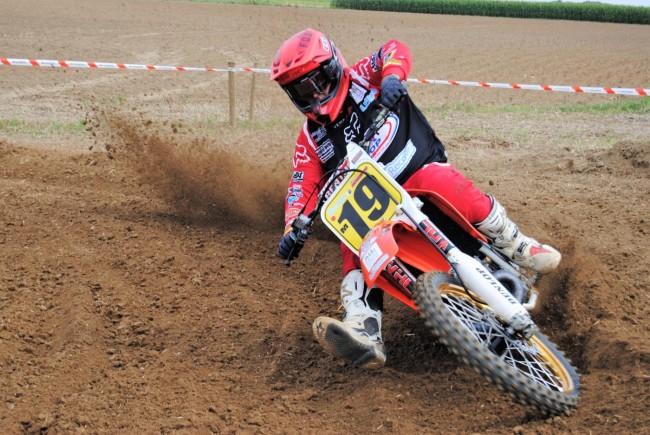 Marco Briers wint beide reeksen in Kampenhout