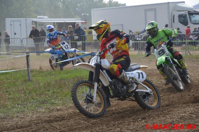 VIDEO: de 125cc reeksen in Kersbeek
