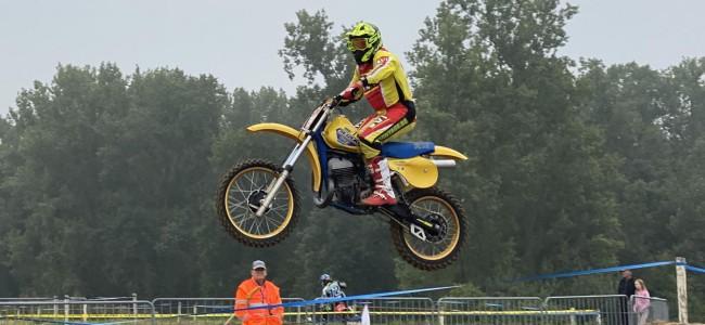 Ronny Lambrechts wint bij de twinshocks in Kersbeek