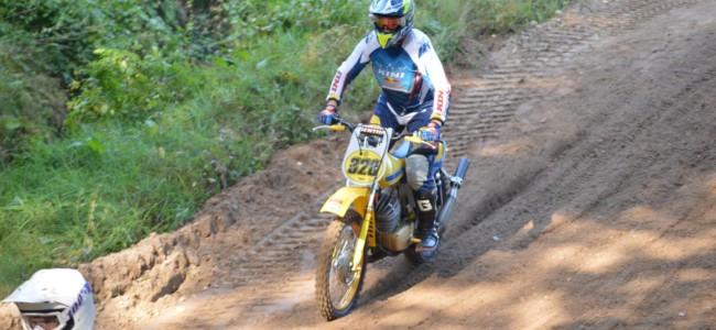VMCN: de tussenstanden van het NK Vintage Motocross
