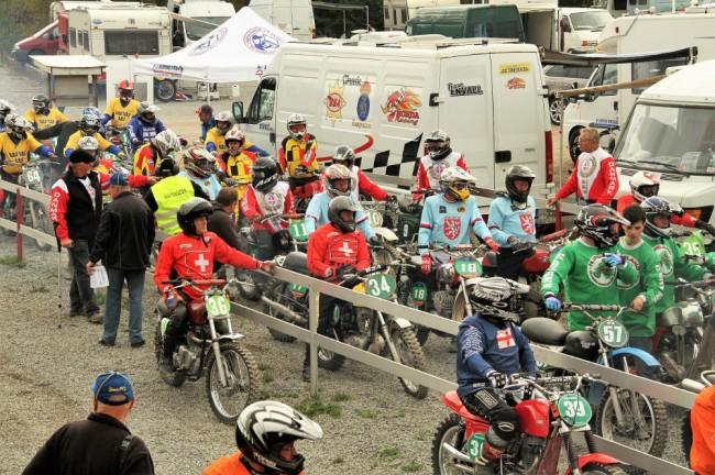 Foto: tien jaar ECMO Classic Motocross of Nations