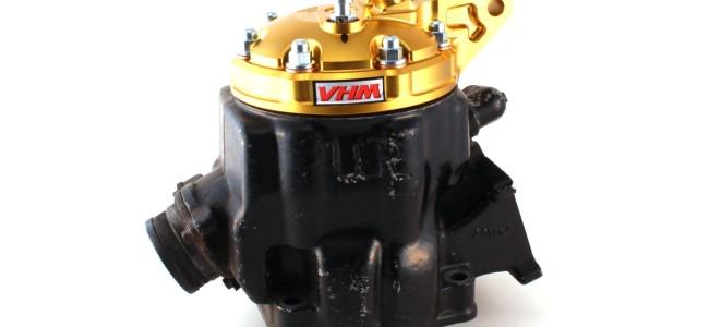 Nu ook VHM cilinderkop met decompressieklep voor de CR500