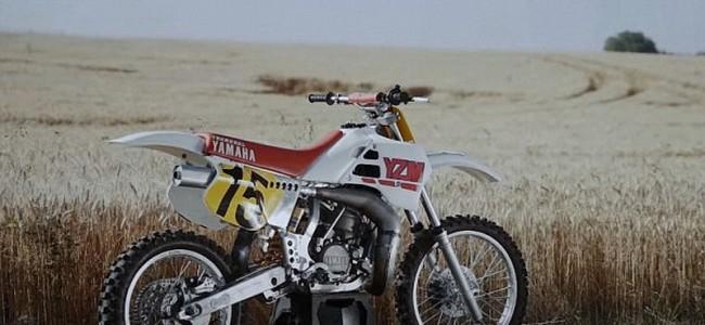 VIDEO: de unieke Yamaha YZM 500 uit 1988