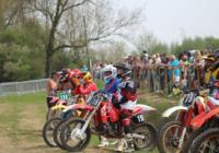 Frans kampioenschap Cross Country Vintage start in Essoyes!