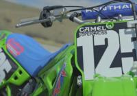 VIDEO: Jeremy McGrath op een KX125 van 1990